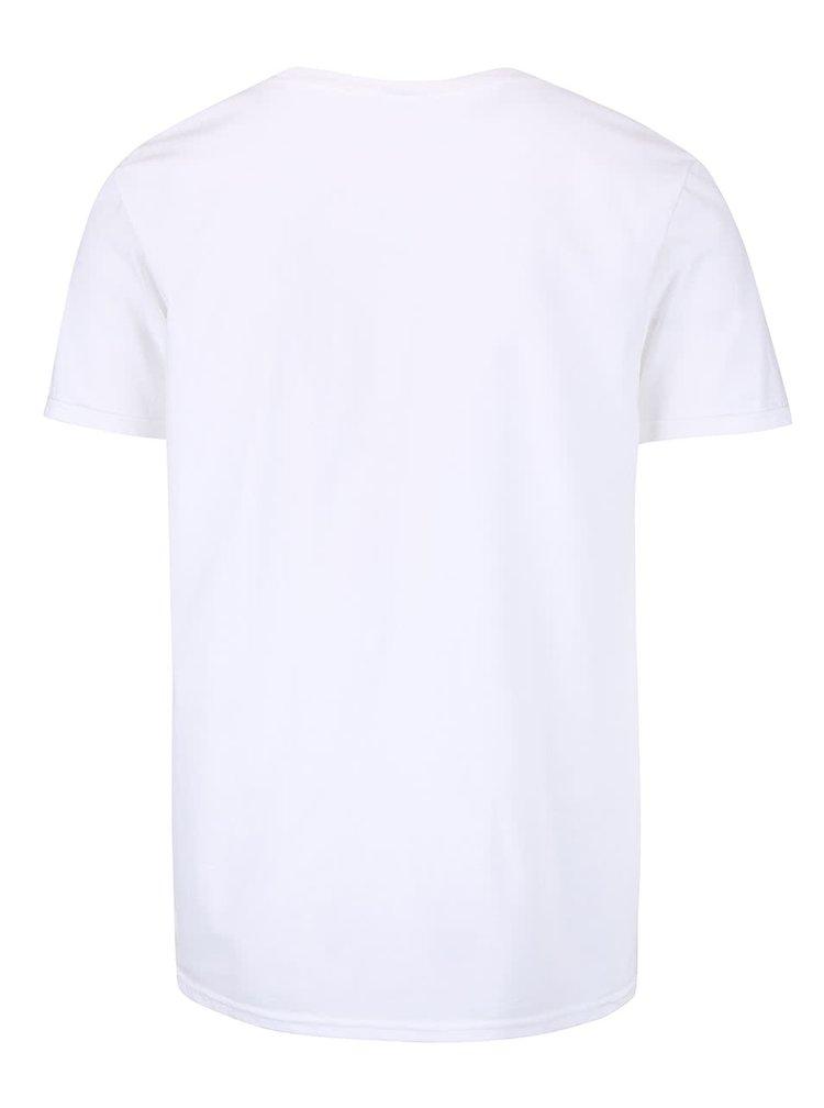 Bílé pánské triko ZOOT Originál Ignore
