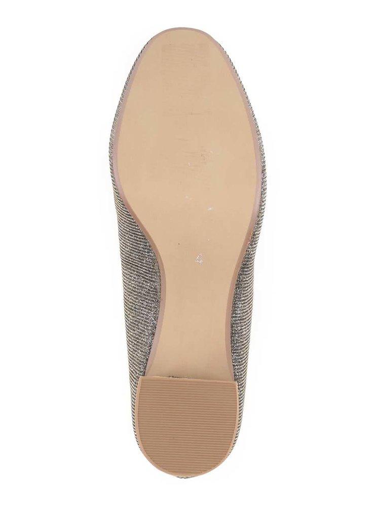Pantofi cu toc Dorothy Perkins gri