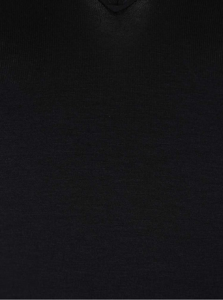 Body negru Dorothy Perkins cu maneci lungi