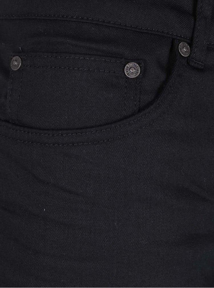 Černé džíny se zmačkaným efektem !Solid Ryder