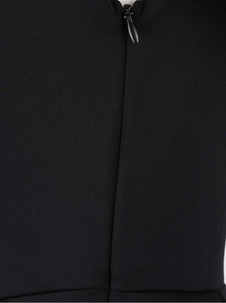 Rochie neagră Dorothy Perkins cu decolteu pe umeri
