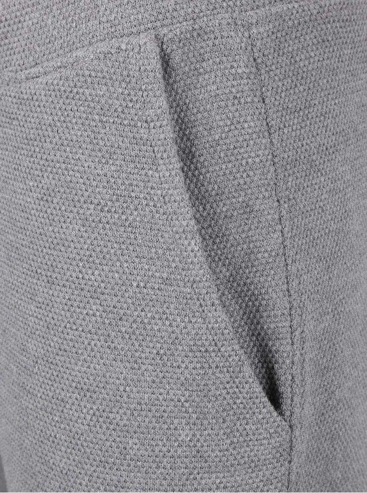 Šedé tepláky s kapsou na zip ONLY & SONS Finlo