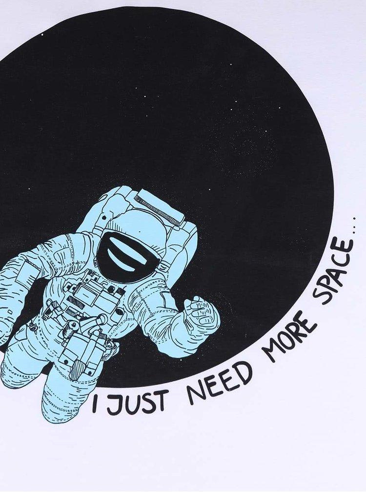 Biele pánske tričko ZOOT Originál Space