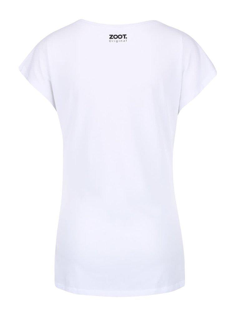 Biele dámske tričko ZOOT Originál My Pussy