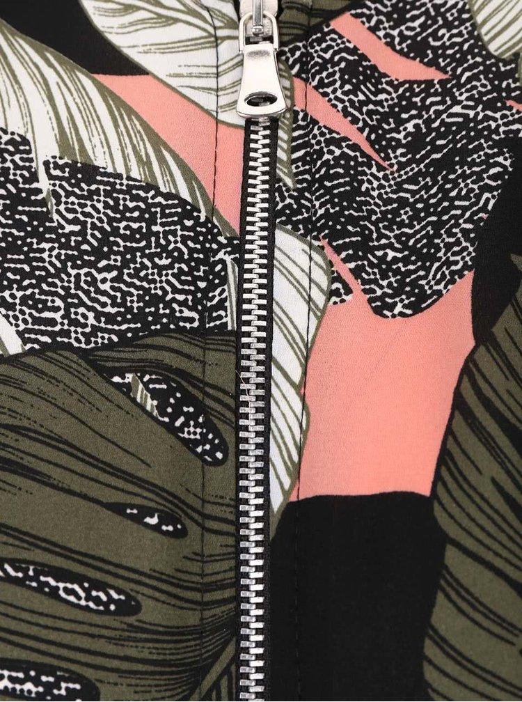 Jacheta subtire Dorothy Perkins cu imprimeu