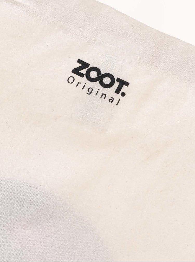 Krémová plátěná taška ZOOT Originál Fuck