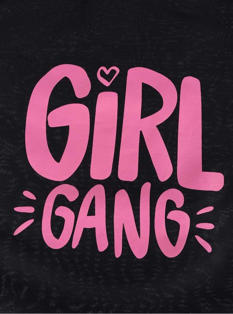 Černý vak ZOOT Originál Girl Gang