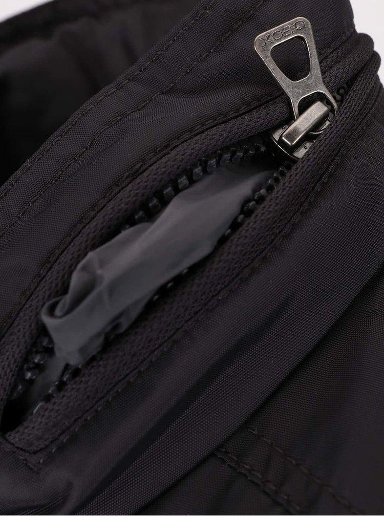 Tmavo sivá pánska funkčná bunda Geox