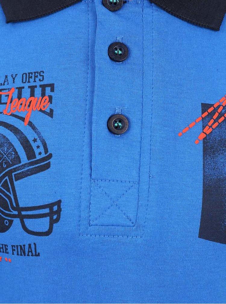 Bluză sport Blue Seven cu mânecă lungă pentru băieți