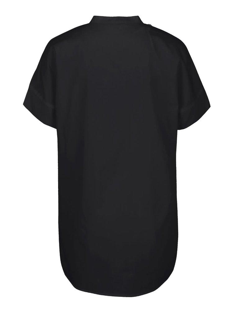 Černá košile Noisy May Anoro