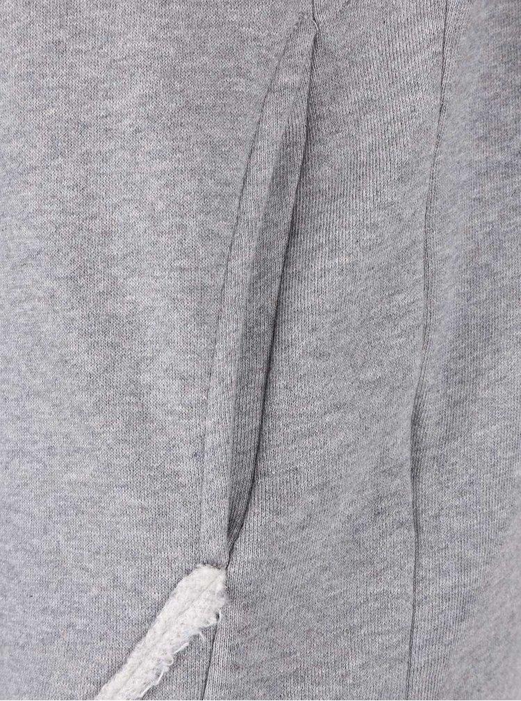 Sivá pánska mikina s nápisom Pepe Jeans Typhon