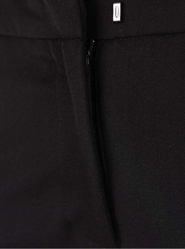 Pantaloni negri ONLY Giger Ancle