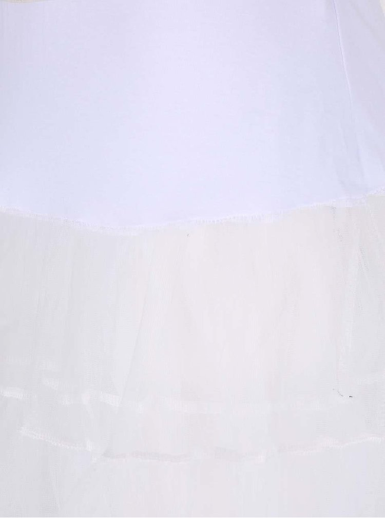 Bílá spodnička Dolly & Dotty Petticoat
