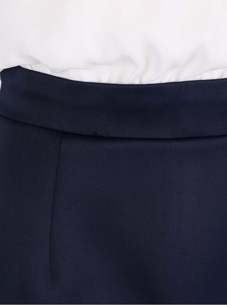 Krémovo-modré šaty AX Paris