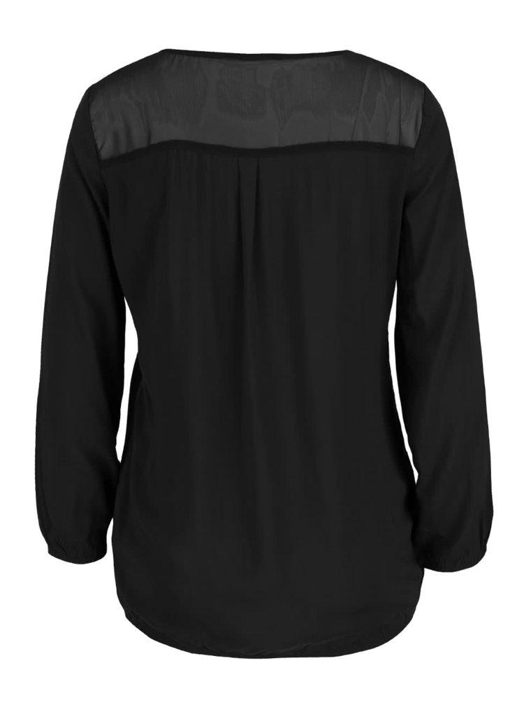Bluza neagra TALLY WEiJL