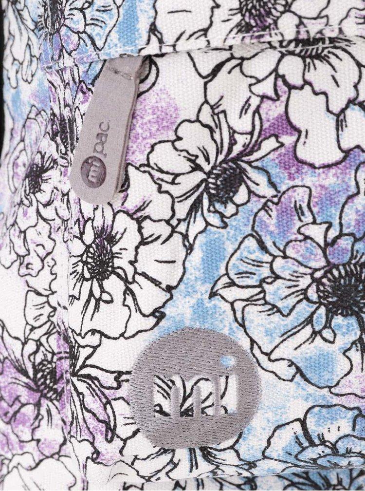 Rucsac crem Mi-Pac Unfinished Floral