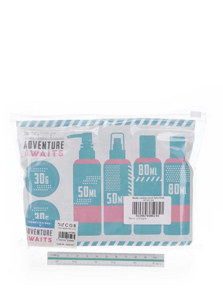 Sada cestovních lahviček CGB