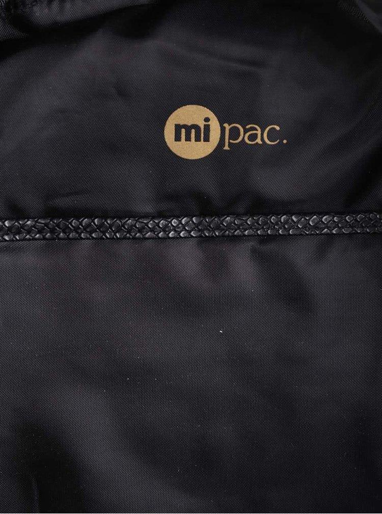 Rucsac negru unisex Mi-Pac Tumbled