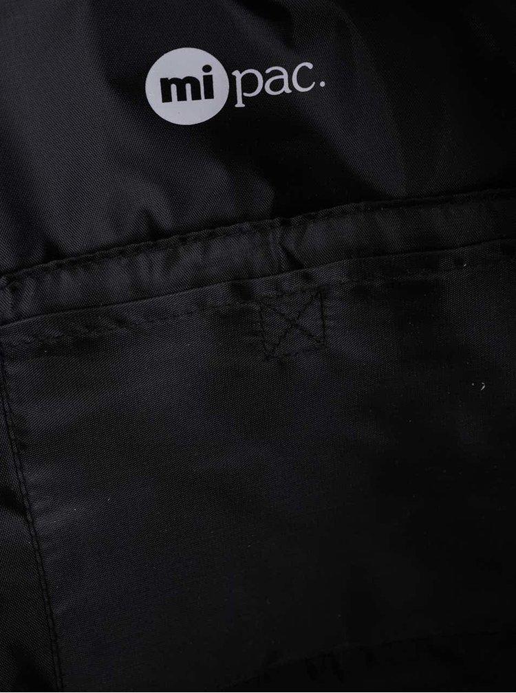 Rucsac negru cu puncte Mi-Pac Denim Spot