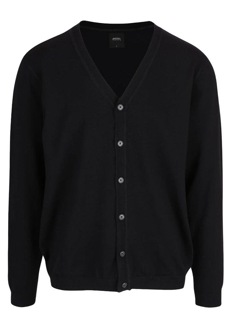 Cardigan Burton Menswear London negru