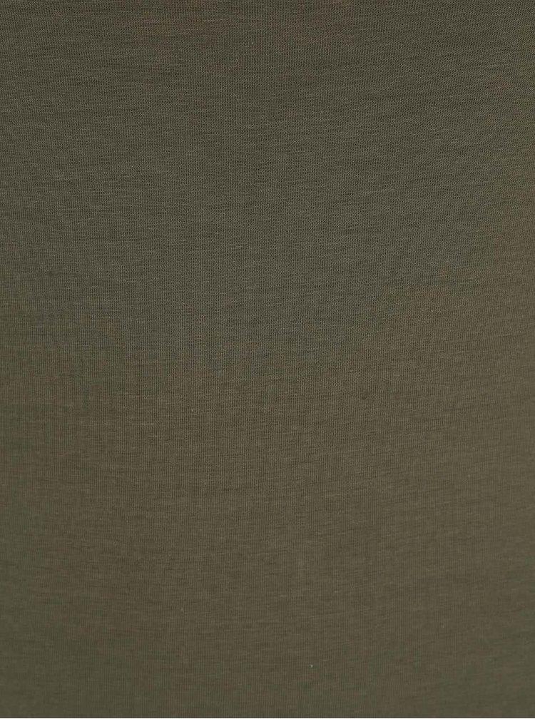 Khaki tílko Haily´s Cami Linda