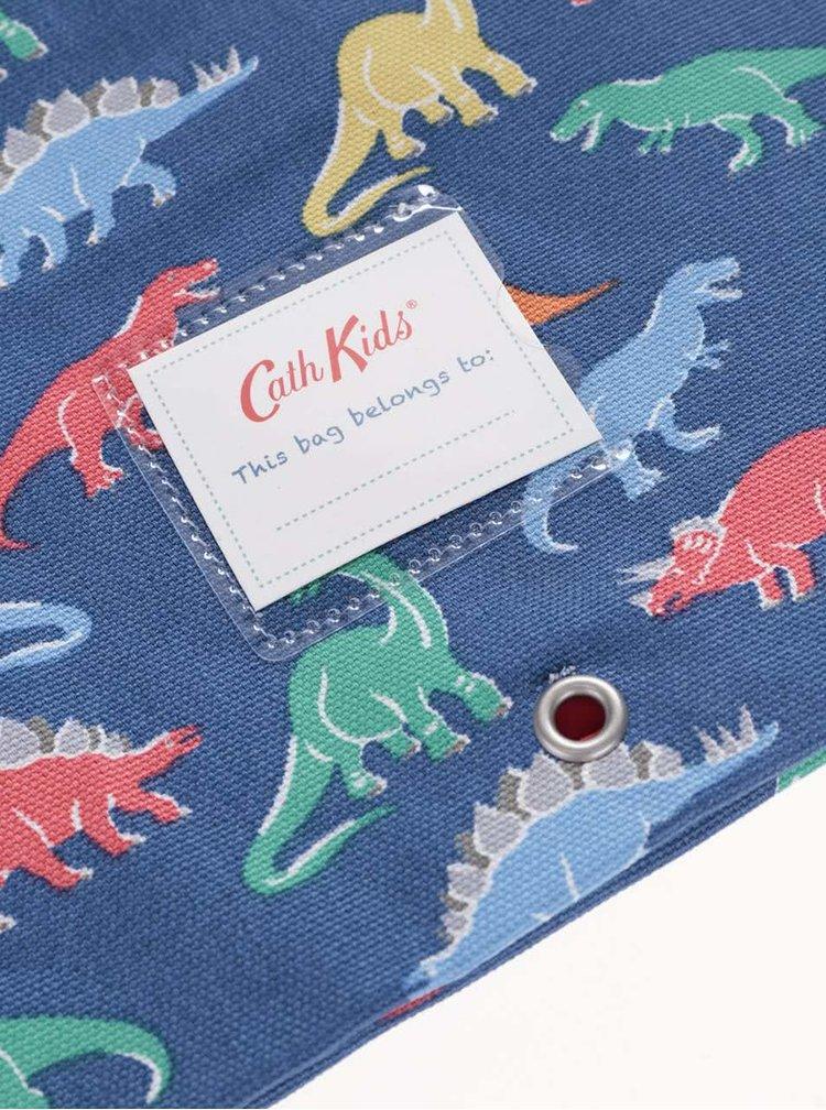 Tmavě modrý klučičí vak s dinosaury Cath Kidston