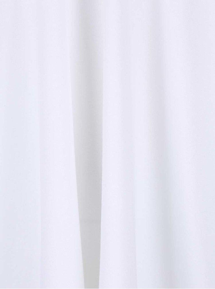 Biele nariasené tielko ZOOT simple