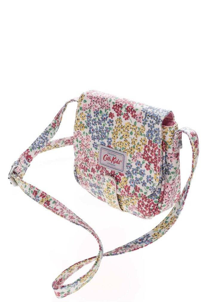Růžová kabelka s květinovým motivem Cath Kidston