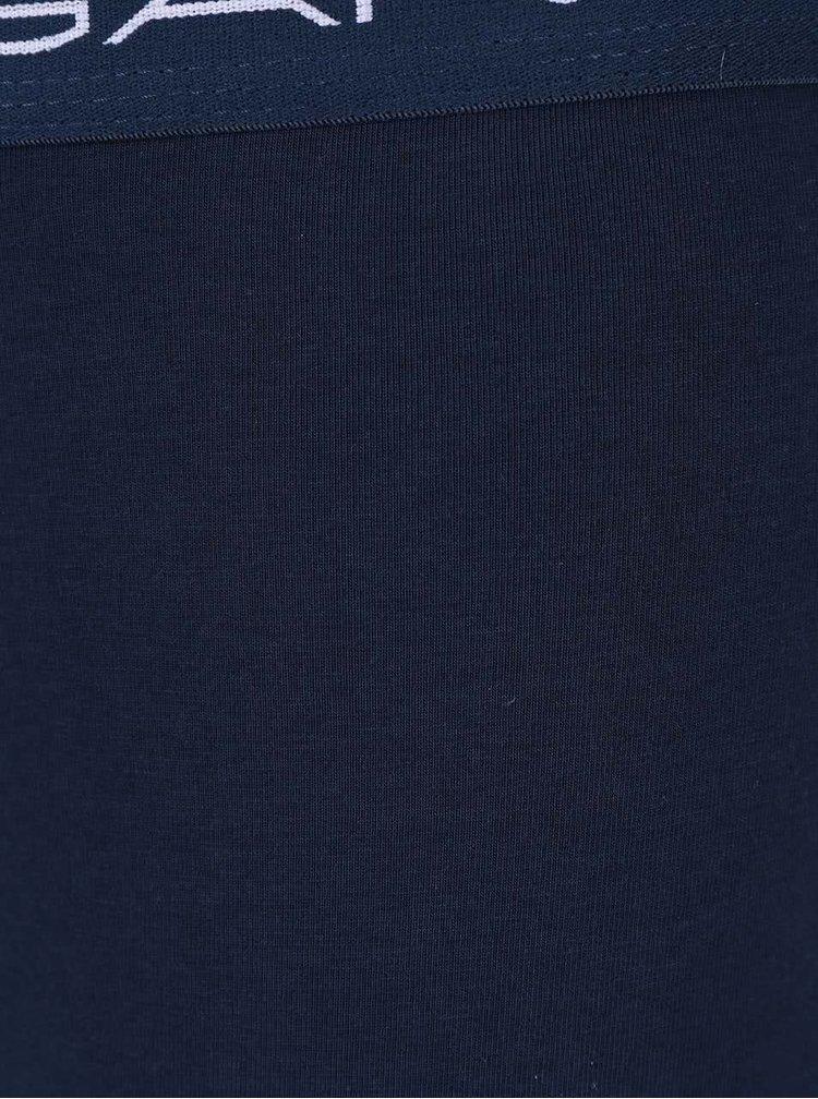 Sada dvou boxerek v tmavě modré barvě GANT