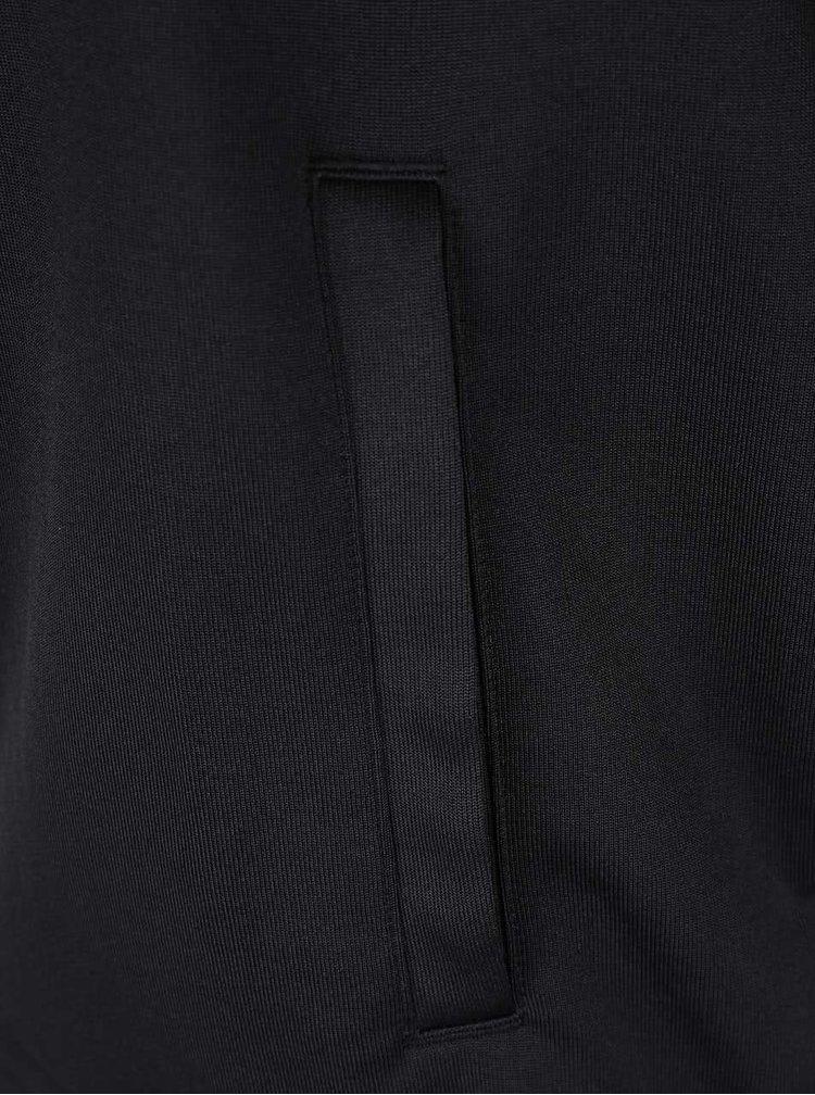 Černá pánská mikina s maskáčovými rukávy adidas Originals SST