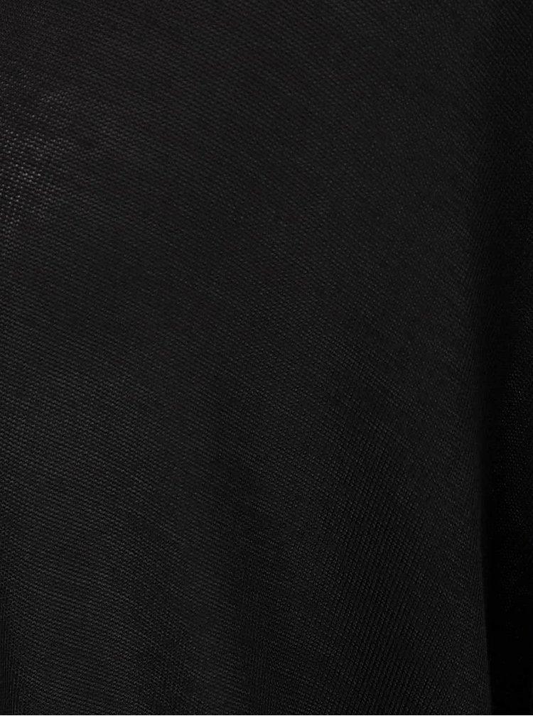 Cardigan negru lung Haily´s Jill