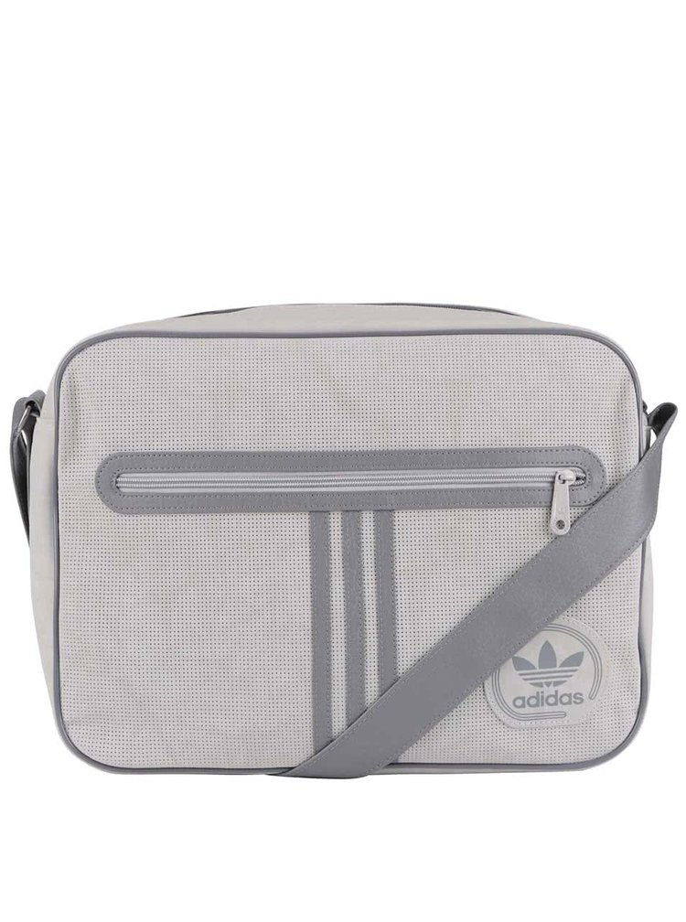 Geantă crossbody gri Adidas Originals Airliner
