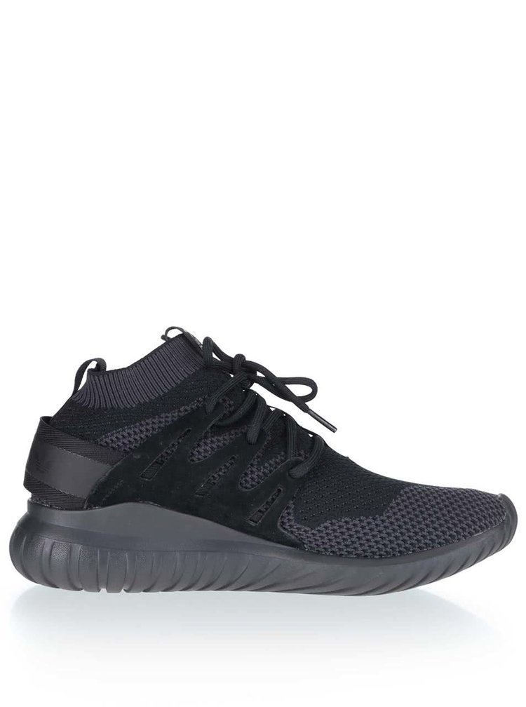 Pantofi sport negri Adidas Originals Tubular Nova PK