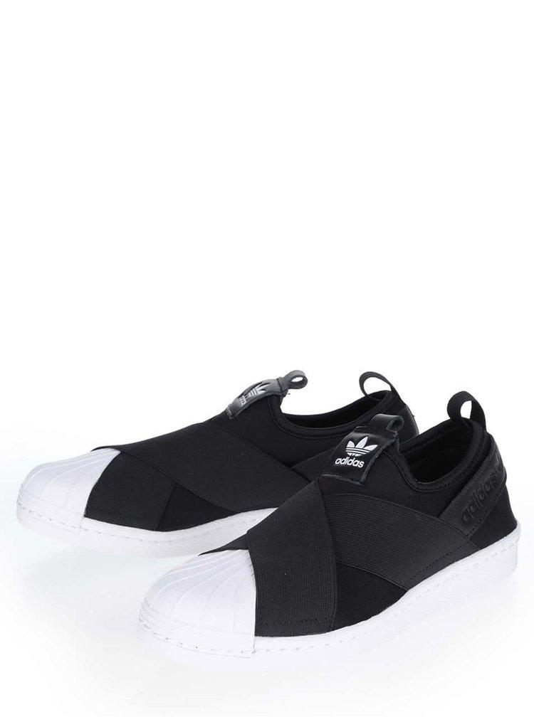 Bílo-černé dámské tenisky adidas Originals Superstar