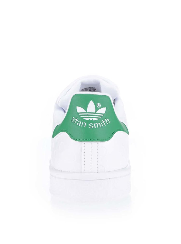 Pantofi sport albi Adidas Originals Stan Smith de damă