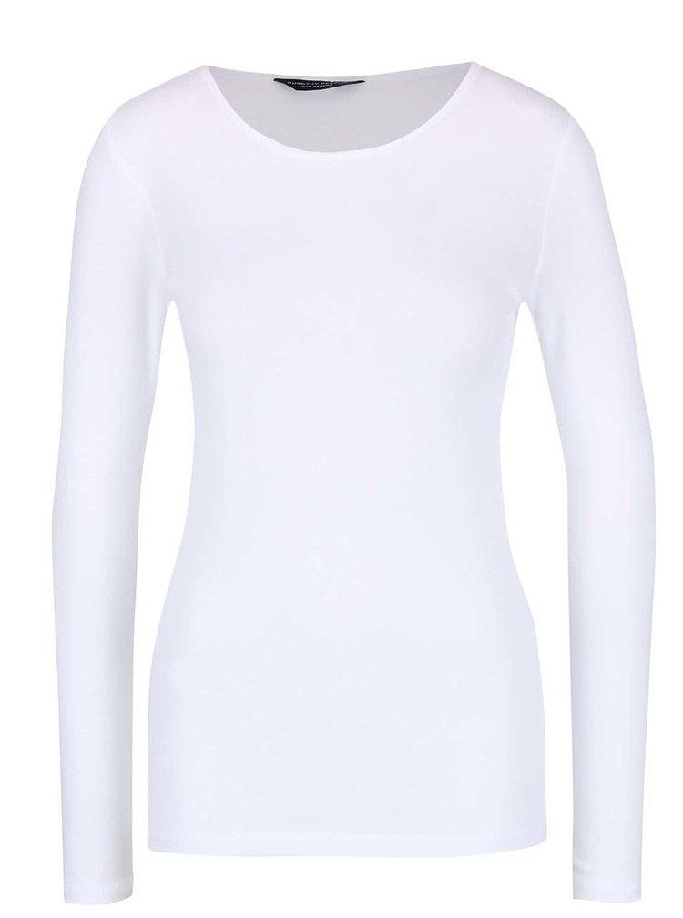 Bluză albă Dorothy Perkins din bumbac