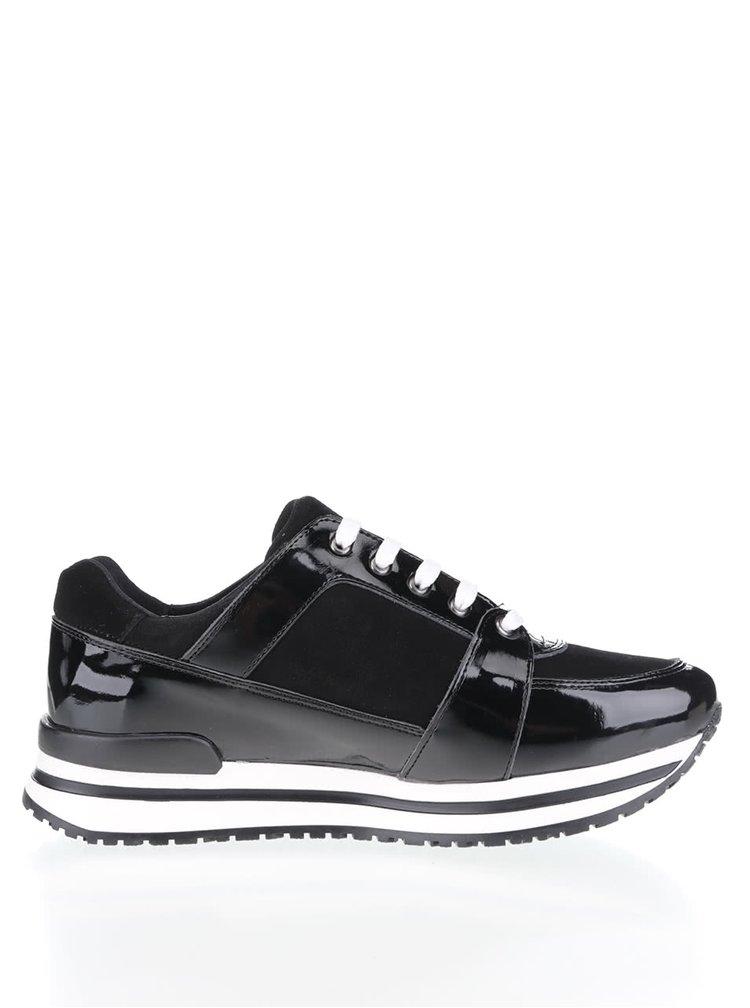 Pantofi sport negri OJJU Minor