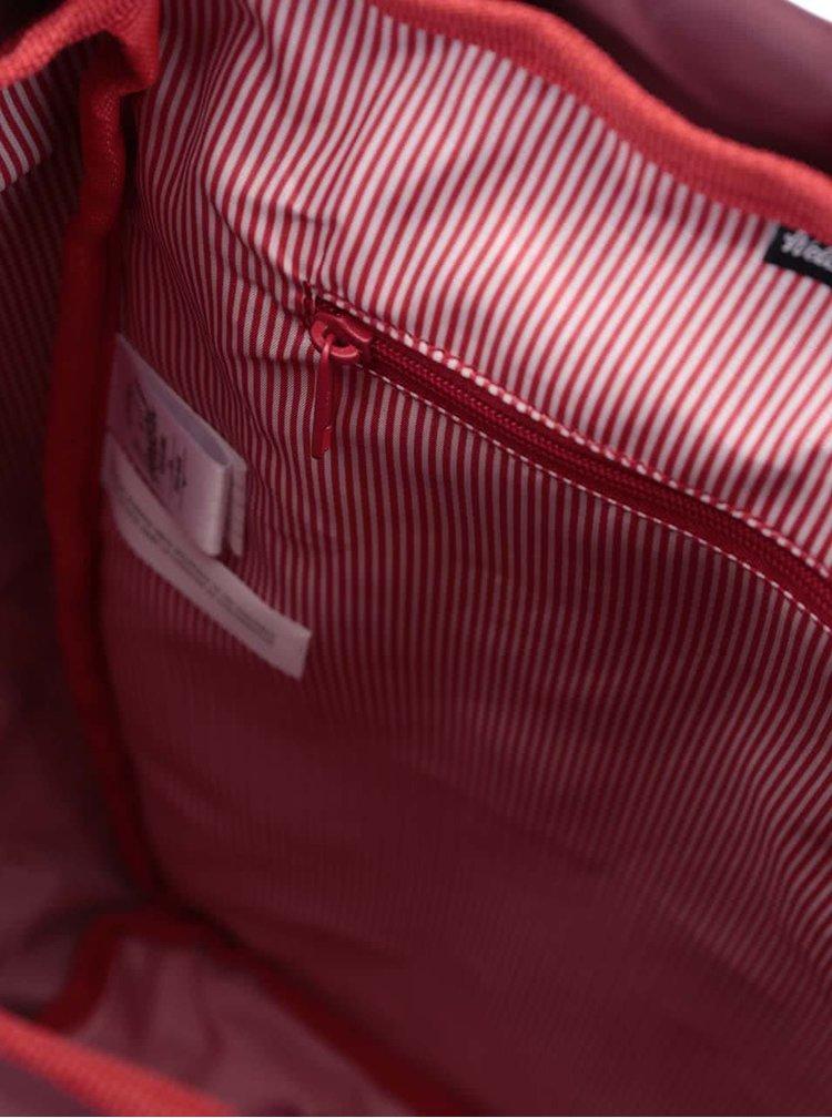 Vínový dámský batoh Herschel Reid