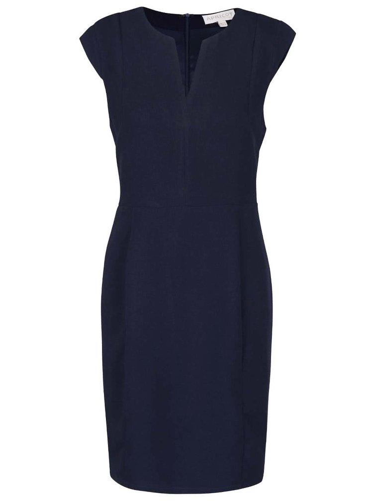 Tmavě modré šaty Apricot