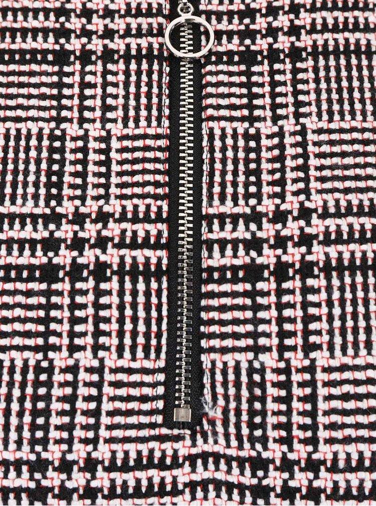 Černo-růžové šaty s kapsami Dorothy Perkins
