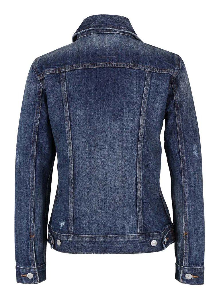 Modrá dámska rifľová bunda Levi's®