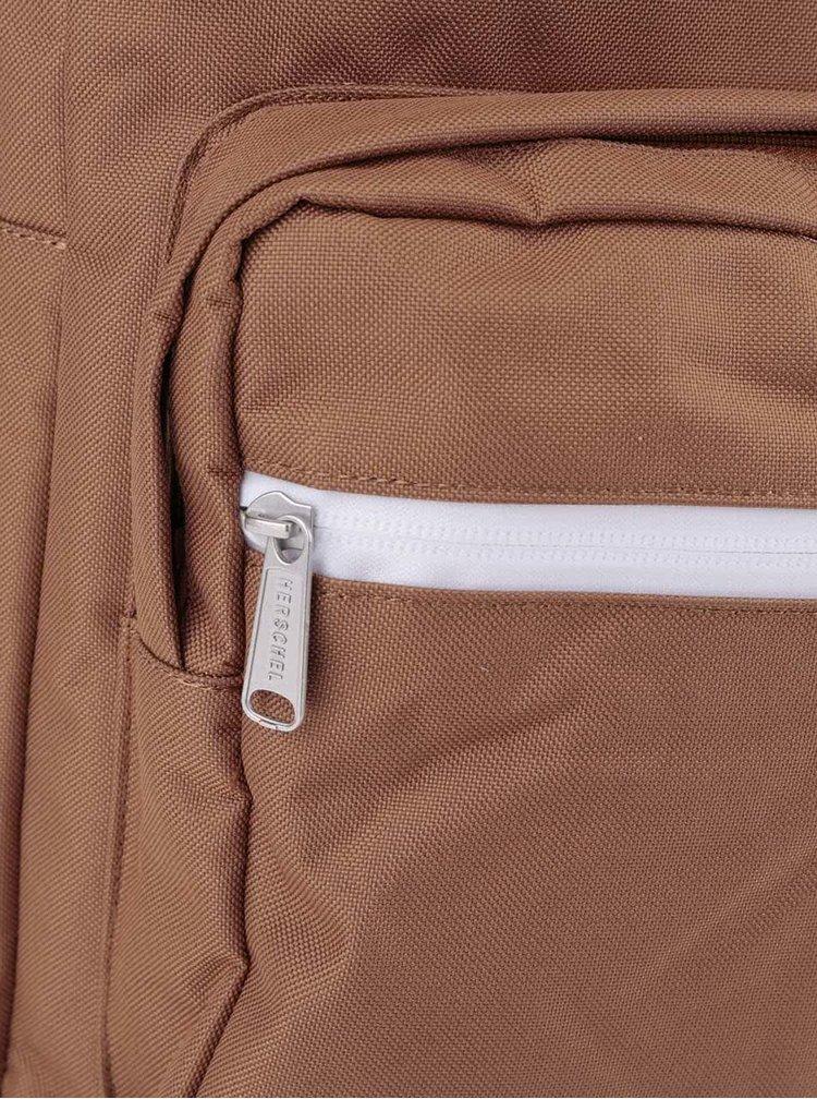 Hnědý unisex batoh Herschel Pop Quiz 22 l