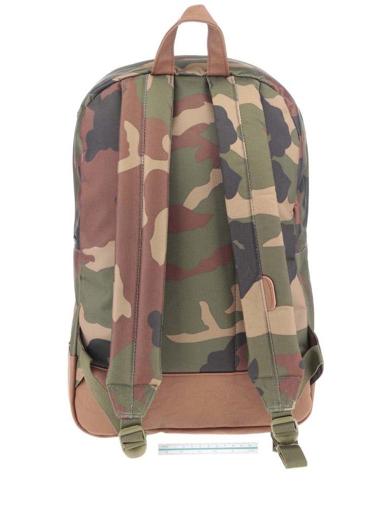Maskáčový batoh Herschel Heritage 21,5 l