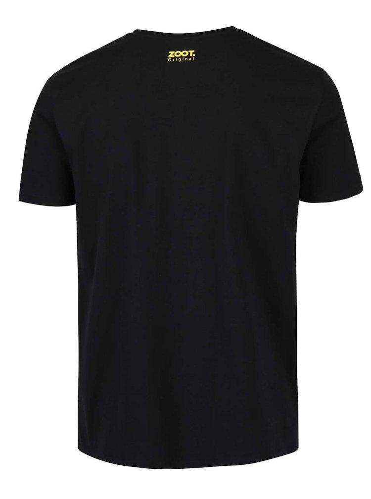 Černé pánské triko ZOOT Originál Private Property