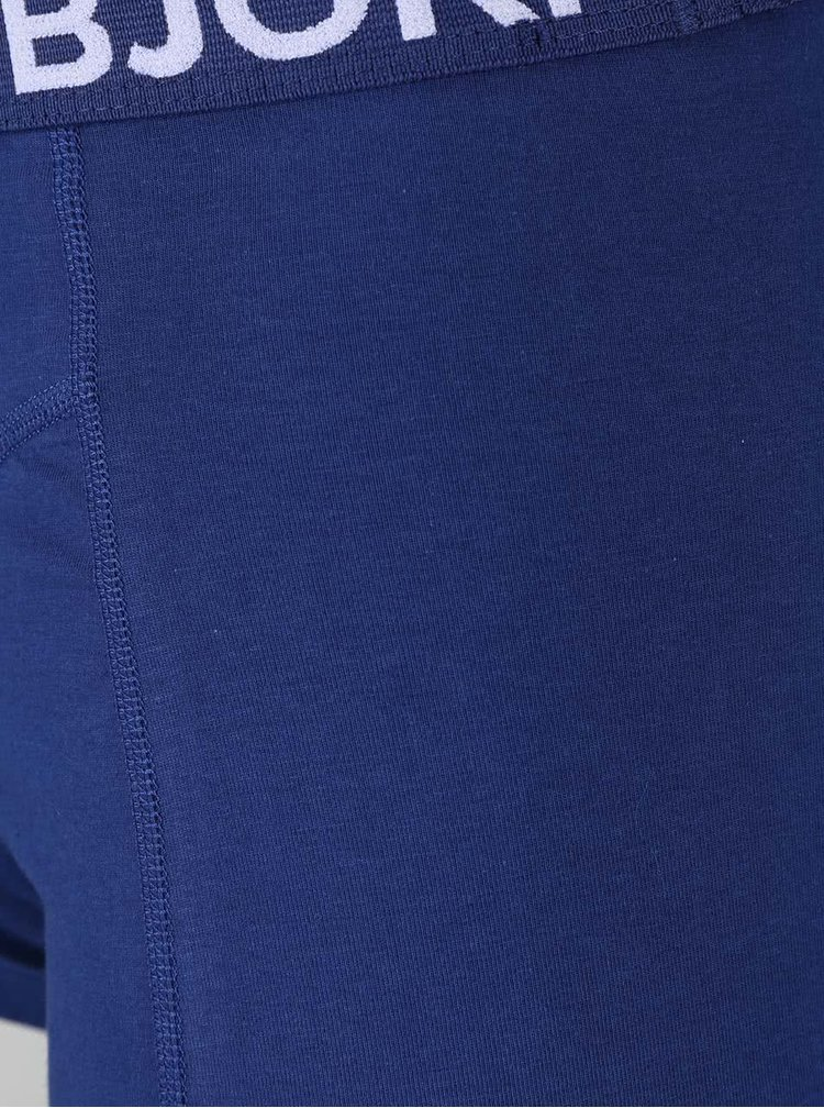 Set 2 perechi de boxeri Björn Borg albastri