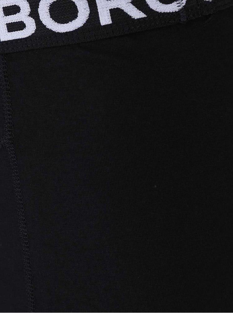 Sada dvou boxerek v černé barvě Björn Borg