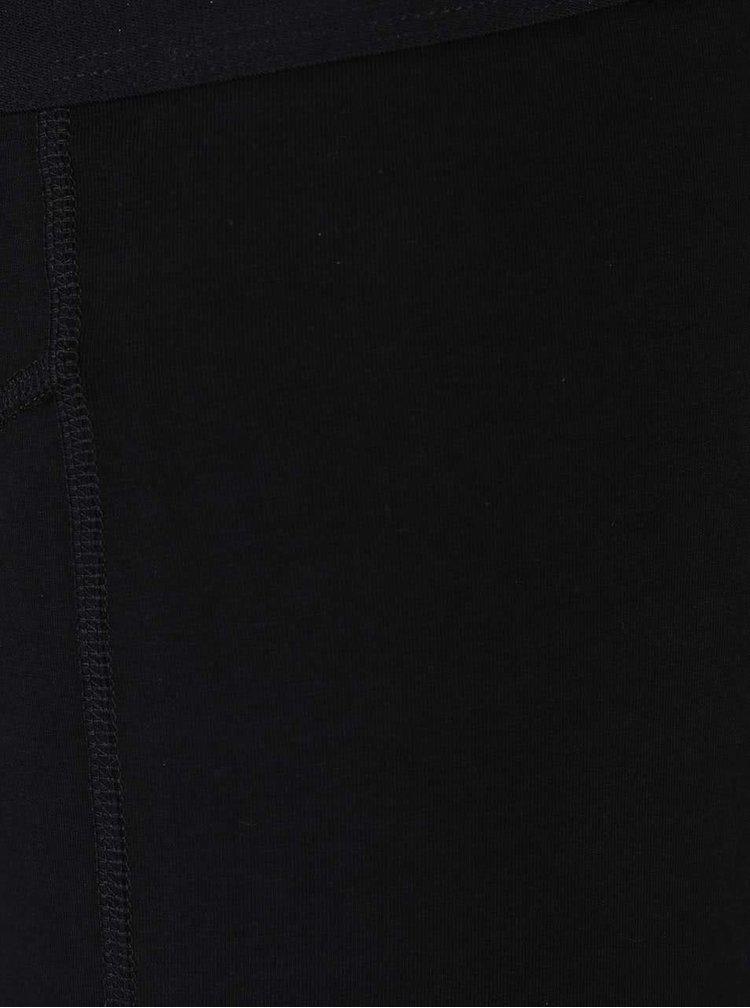 Súprava troch čiernych boxeriek Björn Borg