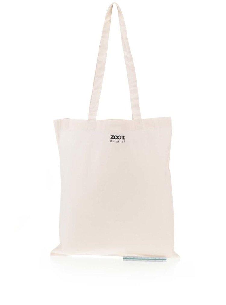 Krémová taška ZOOT Originál heArt