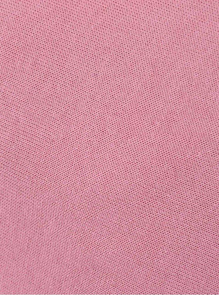 Ružové dievčenské pončo Blue Seven