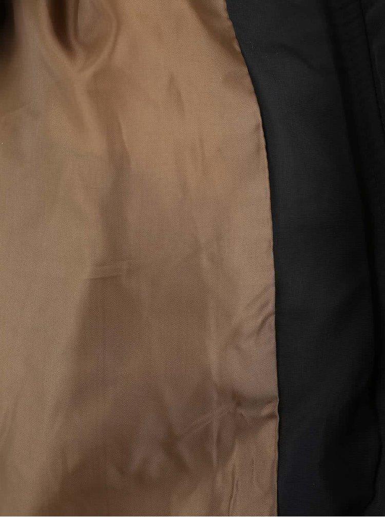 Jachetă bomber VERO MODA Milla neagră
